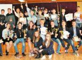 Vilkyčių pagrindinėje mokykloje apdovanoti geriausi sportininkai