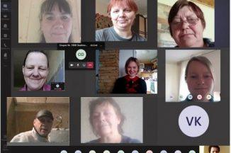 Pagėgių Vydūno biblioteka skaitmeninio raštingumo gyventojus moko virtualiai