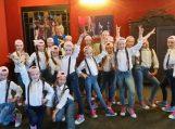 """Šokių kolektyvas """"Pamarietė"""" tarptautiniame festivalyje – konkurse iškovojo III-ąją vietą"""
