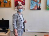 Linos Balčiauskienės tapybos darbų paroda Ramučiuose