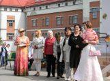 """Tradicinė šventė ,, Pabūkime kartu – kviečiu į vasarą"""" Rusnės specialiojoje mokykloje (papildyta)"""