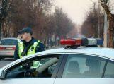 Prevencinės priemonės metu fiksuoti 58 pėsčiųjų ir 7 vairuotojų KET pažeidimai