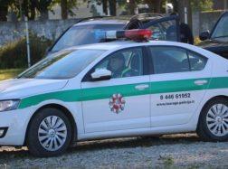 Savaitgalį sulaikytos dvi neblaivios vairuotojos ir kaip savaitgalis be smurto