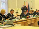 Tarybos posėdyje priimtas 41 sprendimas