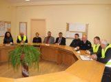 Juknaičiuose vyko Savivaldybės lygio civilinės saugos funkcinės pratybos