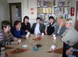 """Pokalbis – diskusija """"Biblioteka ir knyga: tarptautinės kultūros patirtis ir įžvalgos"""""""