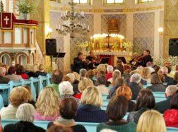 Saugų muzikos festivalis sulaukė klausytojų antplūdžio