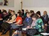 Savivaldybėje – seminaras dėl elektroninių dokumentų valdymo paslaugų naudojimo