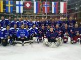 Startuoja ledo ritulio čempionatas
