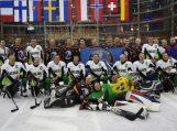 """Šilutiškiai ledo ritulininkai """"Žemaitijos ledo"""" čempionate iškovojo trečiąją vietą"""