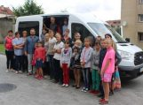 Ljungby – Šilutės miestų draugijos dovana Šilutės vaikams