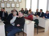 Sporto reikalų tarybos nariai rinkosi į 2 – ąjį posėdį