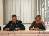 Šilutėje įvyko pareigūnų, valdžios atstovų ir pedagogų susitikimas, skirtas narkotikų plitimo nepilnamečių tarpe problemai