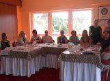Savivaldybės darbuotojos dalyvavo mokymuose