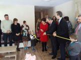"""Švėkšnos miestelyje atidaryti bendruomeniniai namai """"Gilės"""""""