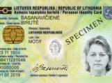 Gyventojų dėmesiui: informacija dėl asmens tapatybės kortelės ar paso