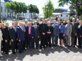 Telšių vyskupijoje – 14 – os savivaldybių vadovų susitikimas