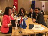 Miestų partnerystei skirta konferencija
