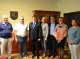 Šilutės rajono savivaldybės partnerystė su savivaldybėmis iš Ukrainos