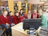 Saugaus interneto savaitė Šilutės krašto bibliotekose