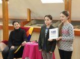 Literatūrinio rudens belaukiant surengtas susitikimas su kraštiete Giedre Bulotaite
