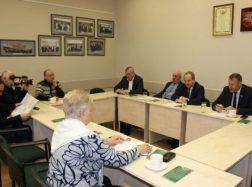 Savivaldybės vadovų ir spaudos atstovų susitikimas