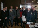 Baigiantis metams posėdžiui susirinko Visuomeninė taryba prie Šilutės policijos komisariato