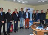 Įvyko antrasis darbo grupės posėdis dėl vandens sporto populiarinimo projekto