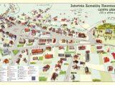 Žemaičių Naumiestis turi istorinį miestelio planą