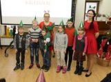 Žinių turnyre – ne tik žinios, bet ir Kalėdų Senelio dovanos