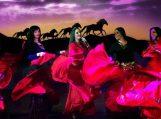 """Tarptautinis projektas-miuziklas""""Čigonų princesė""""(GIPSY PRINCESS SHOW)"""
