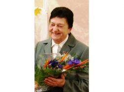 IN MEMORIAM: Poetei, LEU absolventei Aldonai Sabonytei-Kazlauskienei