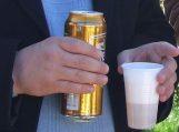 Alkoholio nuo ankstaus ryto trokštantiems šilutiškiams prekybos draudimai – ne kliūtis