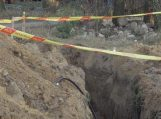 Šilutėje vykdant kabelio tiesimo darbus rasti žmogaus kaulai