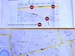 Šilutės miesto šventės metu bus ribojimas transporto priemonių eismas