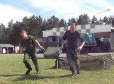 Šilutės 305 pėstininkų kuopa tapo sąskrydžio nugalėtoja
