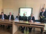 Savivaldybės vadovai 2018 m. veiklos ataskaitą pristatė Šilutės bendruomenei