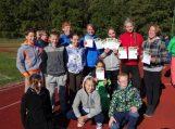 Mokyklos sportininkams – ypatinga diena