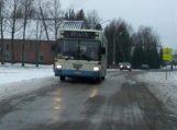 Tolimojo susisiekimo autobusų eismas Kalėdų ir Naujųjų metų švenčių metu