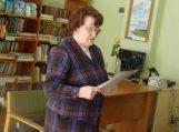 """Valanda su knyga: Filomena Kitova pristatė savo knygą """"Gyvenimo kelionė"""""""