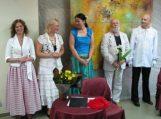 Teatrinė, literatūrinė, muzikinė dedikacija Šilutei ir Lietuvai