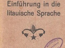 Kraštiečio A. Piročkino dovana bibliotekai