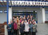 Sėmėmės patirties Čekijos viešosiose bibliotekose