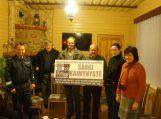 Bikavėnų kaimo bendruomenė prisijungė prie Saugios kaimynystės programos