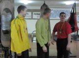 M.Milkeris ir T.Olberkis tarptautiniame turnyre iškovojo čempionų titulus