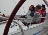 Savaitgalį Kuršių mariose vyks regata Pilypo taurei laimėti