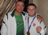 """Paskelbtas """"Sidabrinės nendrės"""" premijos laureatas – juo tapo bokso treneris Vincas Murauskas"""