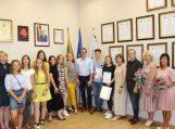 Šilutės jaunieji savanoriai – pirmieji Lietuvoje