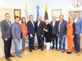 Raseinių savivaldybės vadovų ir Tarybos narių vizitas