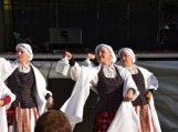 Dagotuvių šventė Žemaičių Naumiestyje